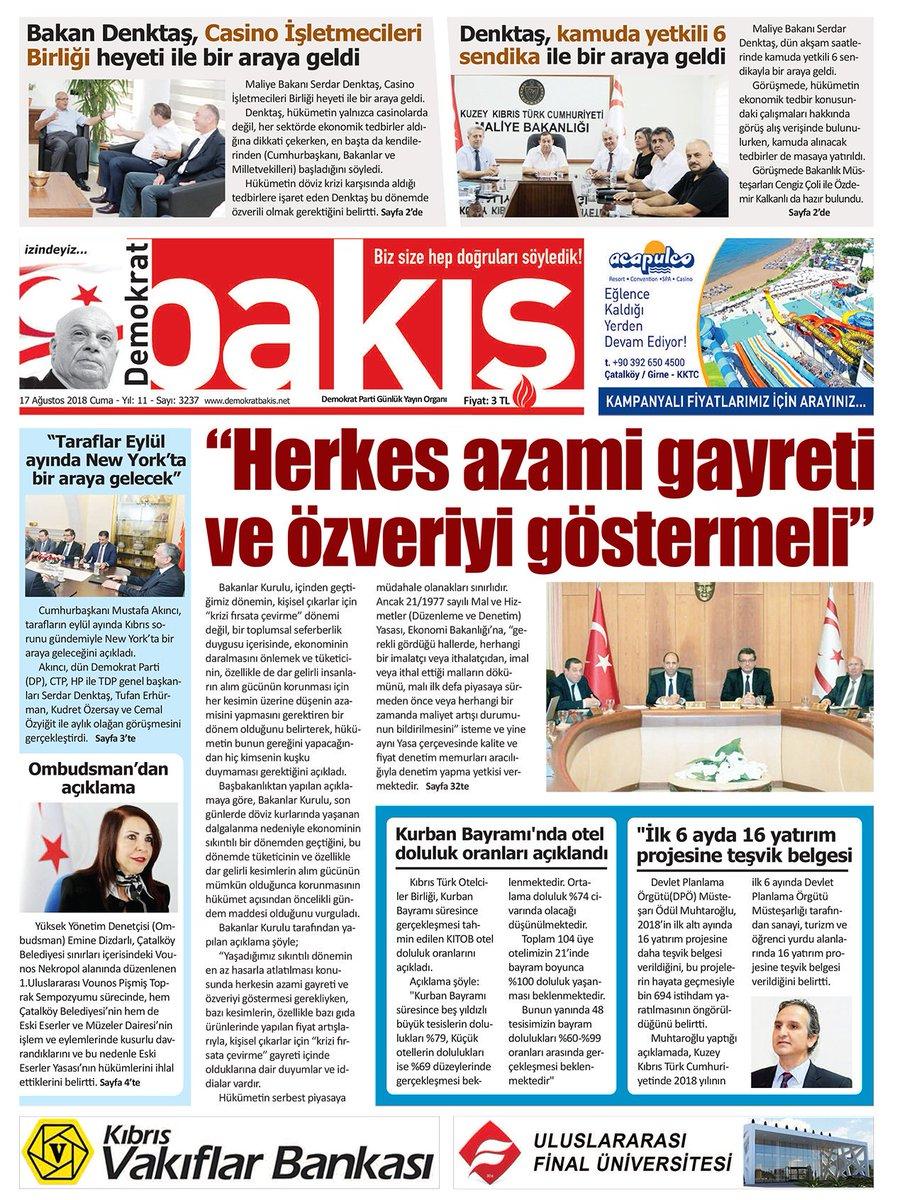 Guvenc Cantas On Twitter Demokrat Bakis