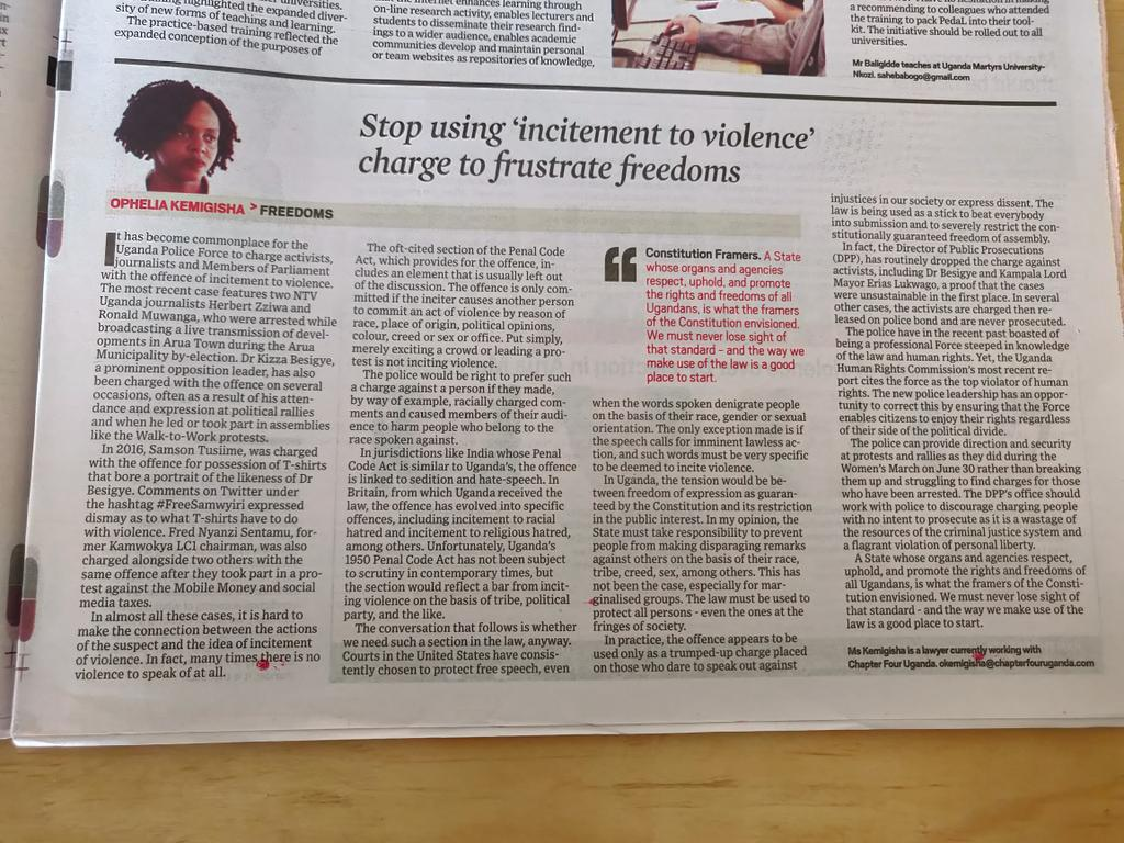 &quot;The Law must be used to protect all persons - even the ones at the fringes of society.&quot; - @k_ophelia <br>http://pic.twitter.com/ZDtH2qyUPm