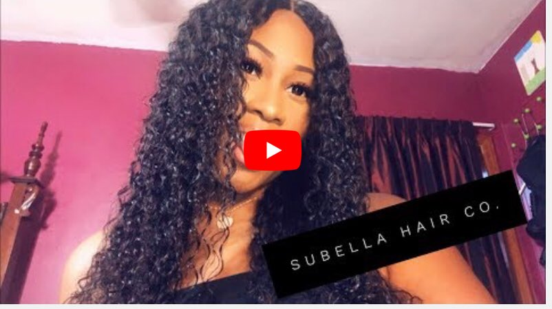 Hey Guys Go Watch My New Video &amp; Subscribe To My YouTube Channel .. This AliExpress Hair Is So Pretty   https:// youtu.be/TzELgH0TVMo  &nbsp;   #YouTubersSupportingYouTubers #SmallYouTuberArmy #SupportSmallerStreamers #smallyoutubers #beautyblogger #SubscribeNow #YouTube #Sub4Sub <br>http://pic.twitter.com/qDCUWS843I