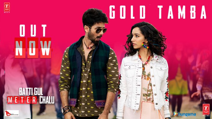 And it is here! The Gold |Tamba Song is out 🙃🤪  Playing it on the loop yet? Watch now! https://t.co/irSNEyjTsr