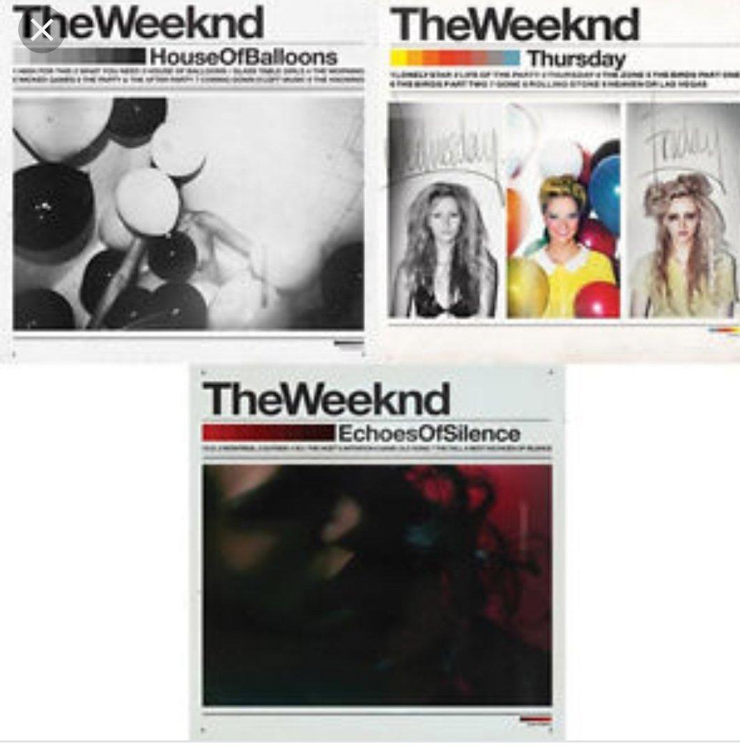 thursday mixtape the weeknd - HD1062×1084