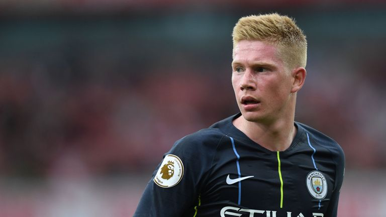 Sky Sports News's photo on Kevin De Bruyne