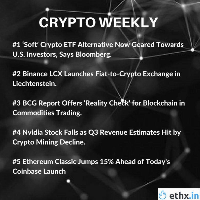 Check out the latest news on Crypto Industry of this week. #blockchain #bitcoin #blockchainnews #cryptocurrencynews #bitcointalks #ethereum #crypto #cryptocurrency #cryptoisfuture <br>http://pic.twitter.com/1VmzpCs9mF