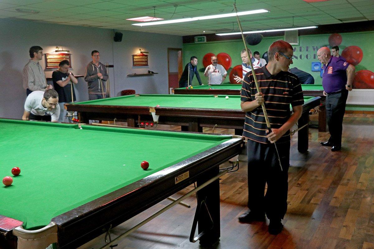 snooker club Hustlers