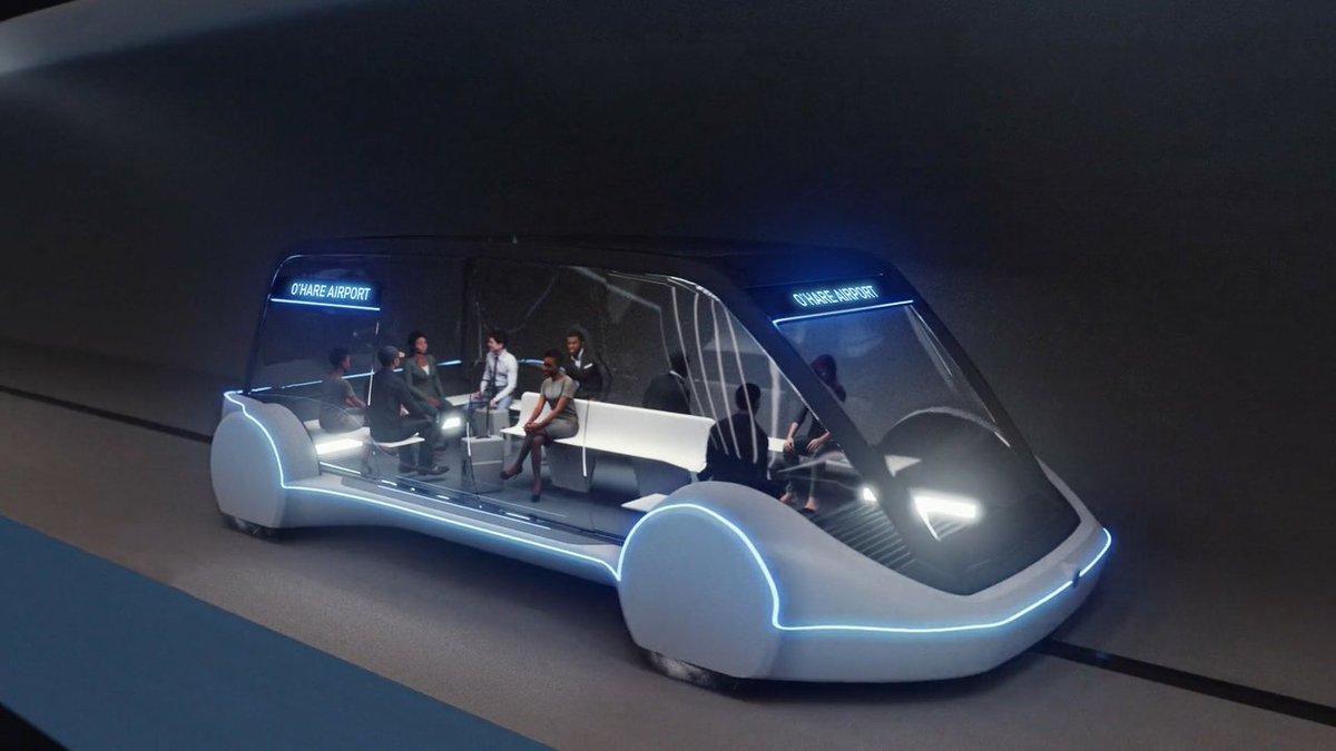 あの高速交通トンネルがドジャー・スタジアムに! #ニュース #都市論 #イーロン・マスク https://t.co/sroRQ6sxUA
