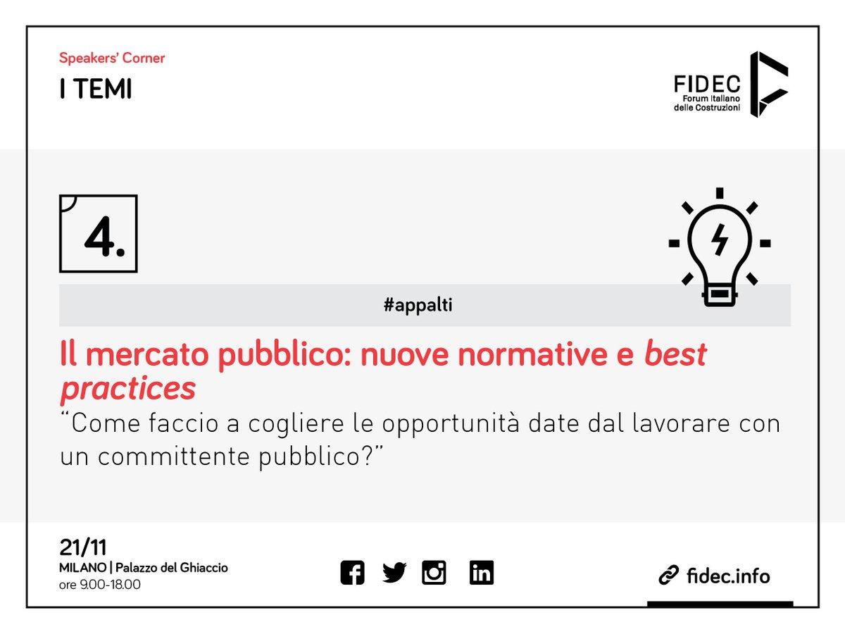 Lavorare con un committente pubblico si può? E come? Al #Fidec18 ti parleremo di novità e casi interessanti! http://buff.ly/2AbtuX8 #innovazione #futuro #edilizia #costruzioni #business  - Ukustom