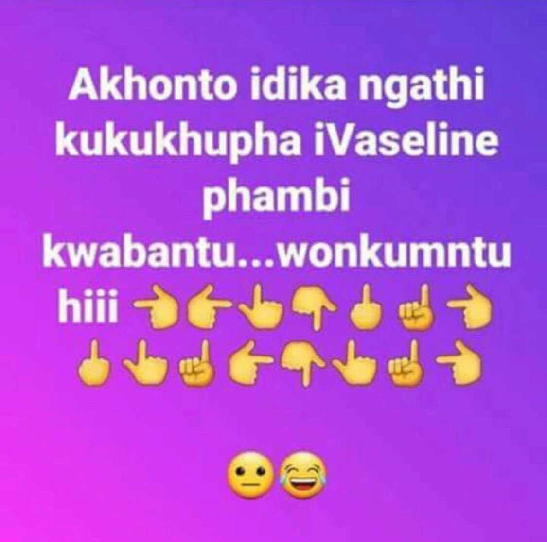 Funny Quotes Gallery: Funny Xhosa Picture Quotes