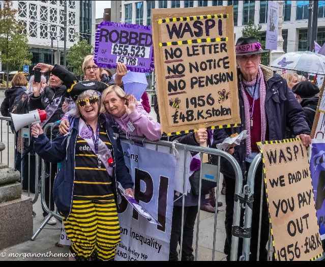 &quot;House of Fraser&quot; With Women pension age accelerated to 66 Women lost £48,000 in Income after working since 15 looking forward to working till we drop dead ,try working in #Retail until 66 bloody hard work #backto60 #waspi<br>http://pic.twitter.com/kOYqs8hxnJ