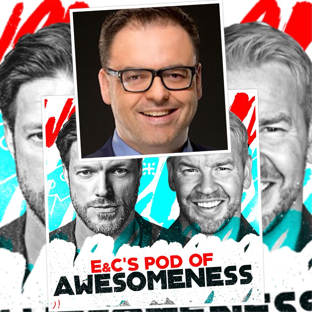 Now on @EandCPod we have the voice of combat sports @mauroranallo We talk NXT, SummerSlam, Pride FC, BC All Star Wrestling, Roddy Piper, mental health awareness and his documentary Bipolar Rock n Roller. Amazing, fun and exciting chat