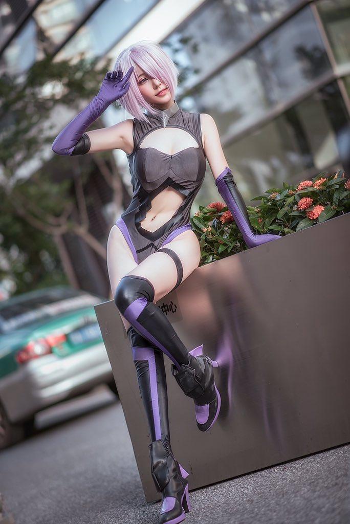 画像,Thank you guys so much for like my cosplay! >w<I'm now in China so I can't…