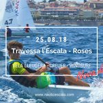 Image for the Tweet beginning: Aplacem la Travessa l'Escala -