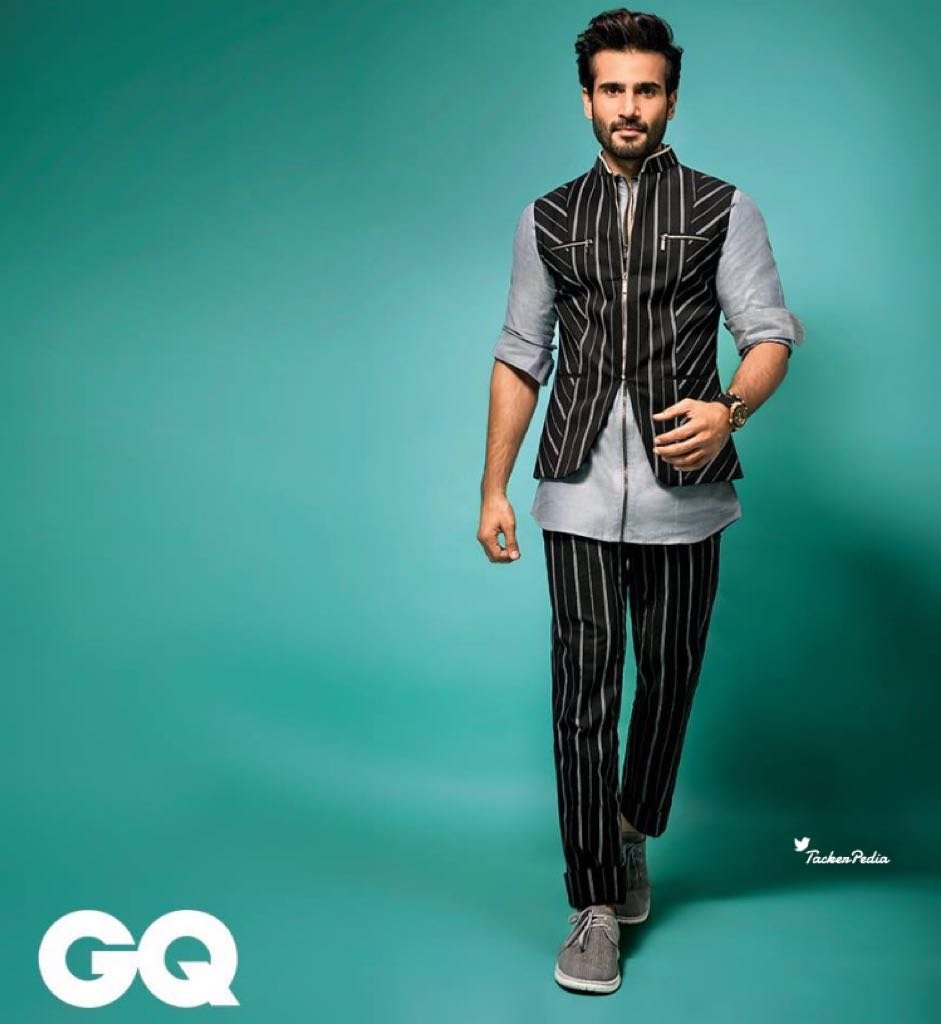 Raising Temperature with his Style &amp; Uniqueness    Pictures of @karantacker for GQ India @gqindia ! (1) <br>http://pic.twitter.com/7I6qWCuqk7