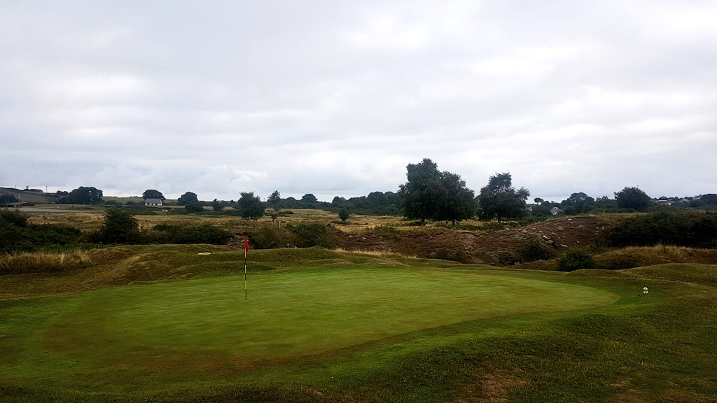 test Twitter Media - Finish work early today? Why not come and join us for a game from £17.50! Call 01352 710040 to check 1st tee availability. https://t.co/vMBzLgjb02