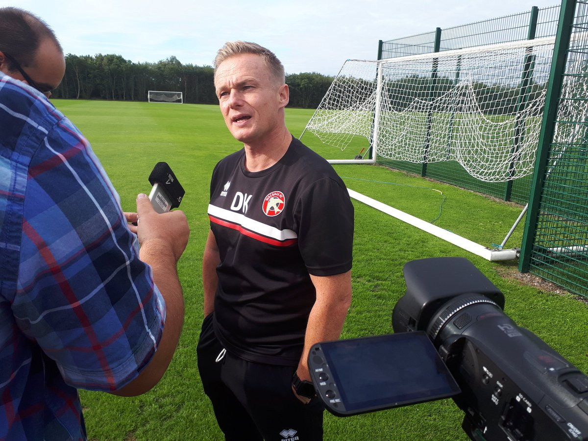 Dean Keates: 'We Need to Get Back to What We're All About'
