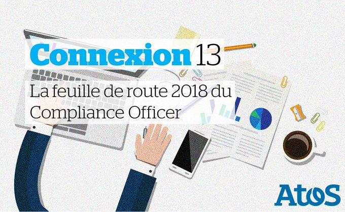 [#Connexion13] #Conformité, #RGPD, le #Compliance Officer est un acteur clé de la gestion...