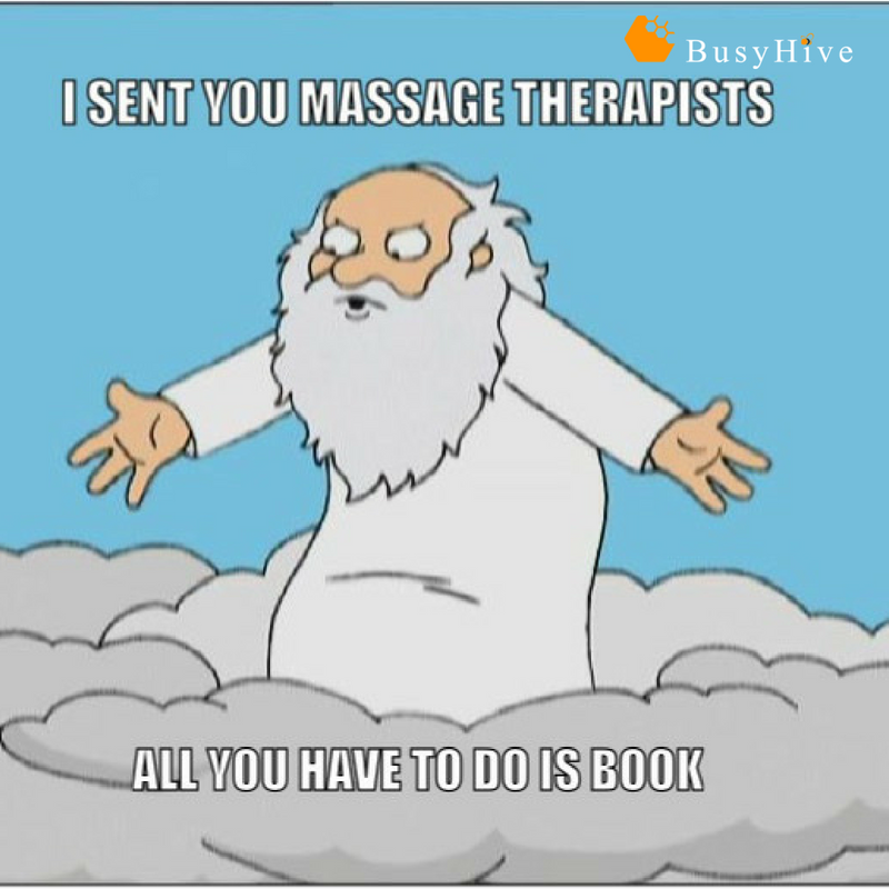 Busy Hive On Twitter Some People Believe Massage Therapist Were