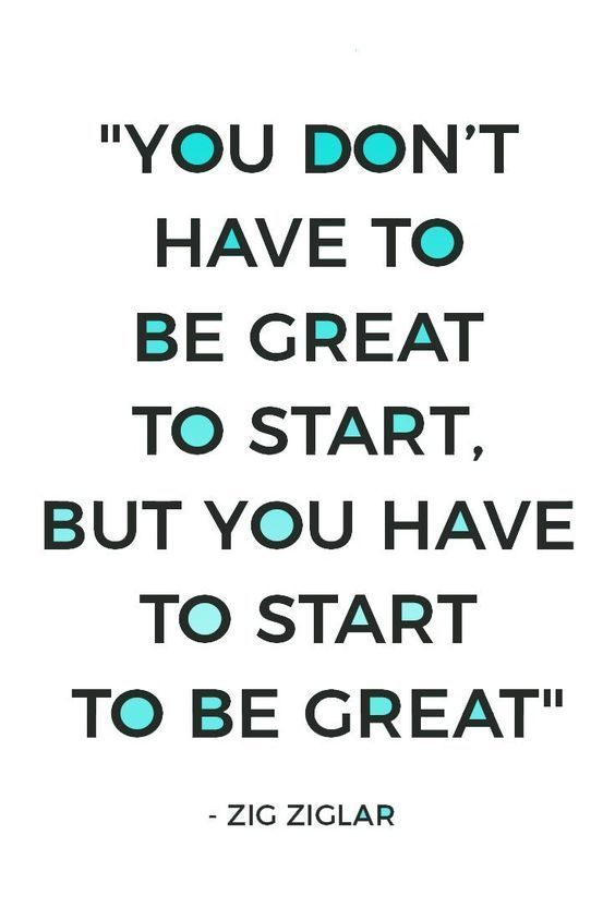 Everyone has to start somewhere!  #quote #quotes #quoteoftheday #quotestoliveby #quotesforlife #quotations #quotesonlife #quotestoday #inspirationalquotes #inspo #motivation #motivationalquote<br>http://pic.twitter.com/Paudvaw1sS