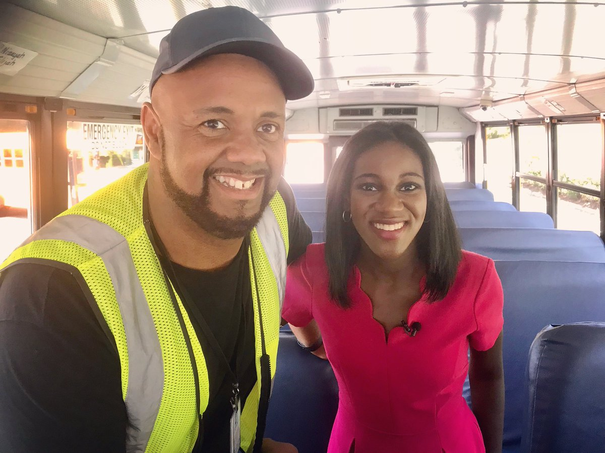 AHEAD: Headed back to school on August 27th in Wake County? Bus routes will be posted online for @WCPSS students today. Did you know that all 740+ routes have to be tested first? I took a ride with Brandon Johnson to learn more about how the routes get a green light! #WRAL <br>http://pic.twitter.com/AbJzWUugkj