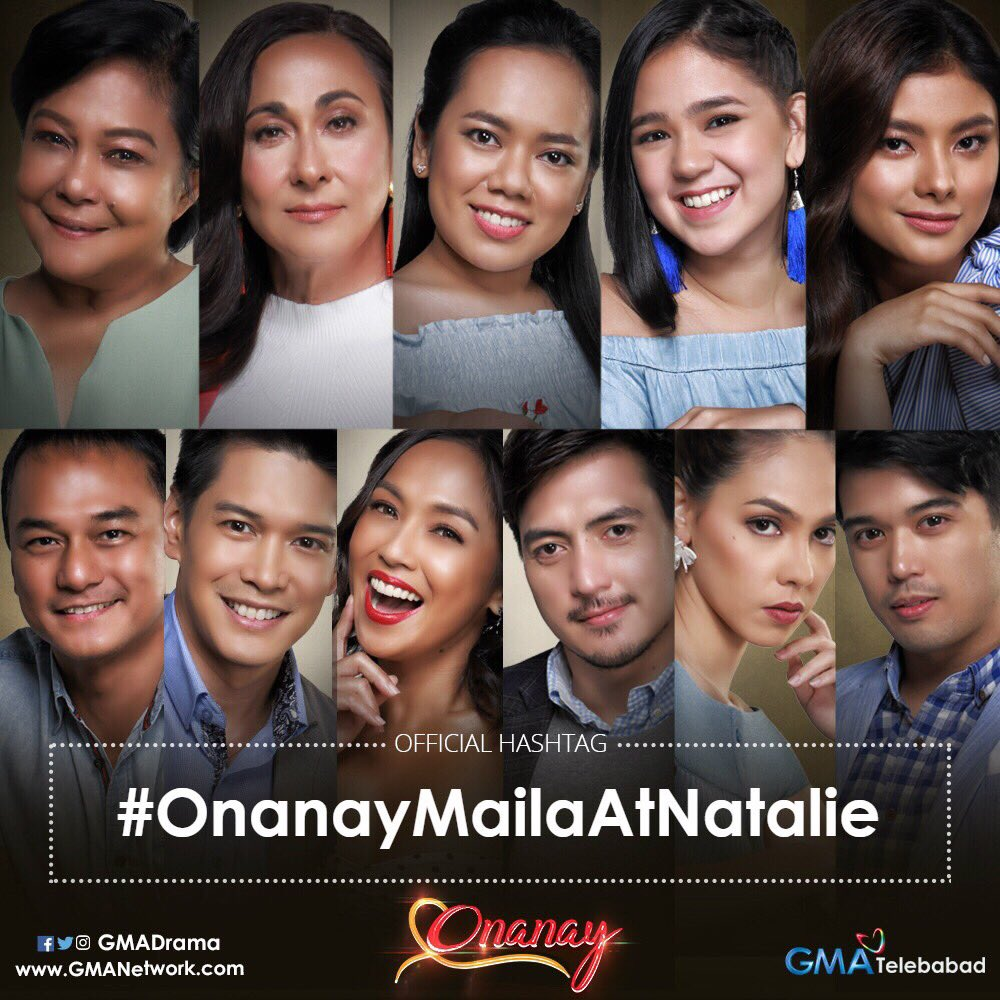 Sisters are different flowers from the same garden ! @ValdezKate_ @mikeequintos Nora Aunor #OnanayMailaAtNatalie<br>http://pic.twitter.com/C4InQA303O