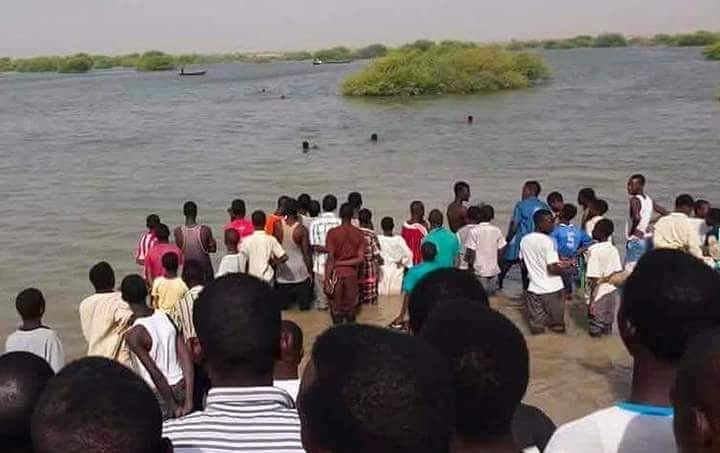 Image result for drowning in african river