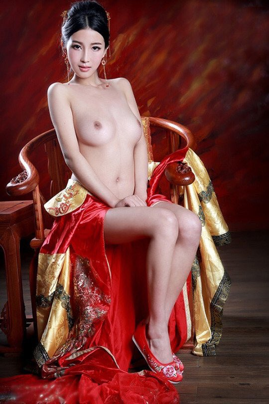 Sex adult nude chinese fashion models