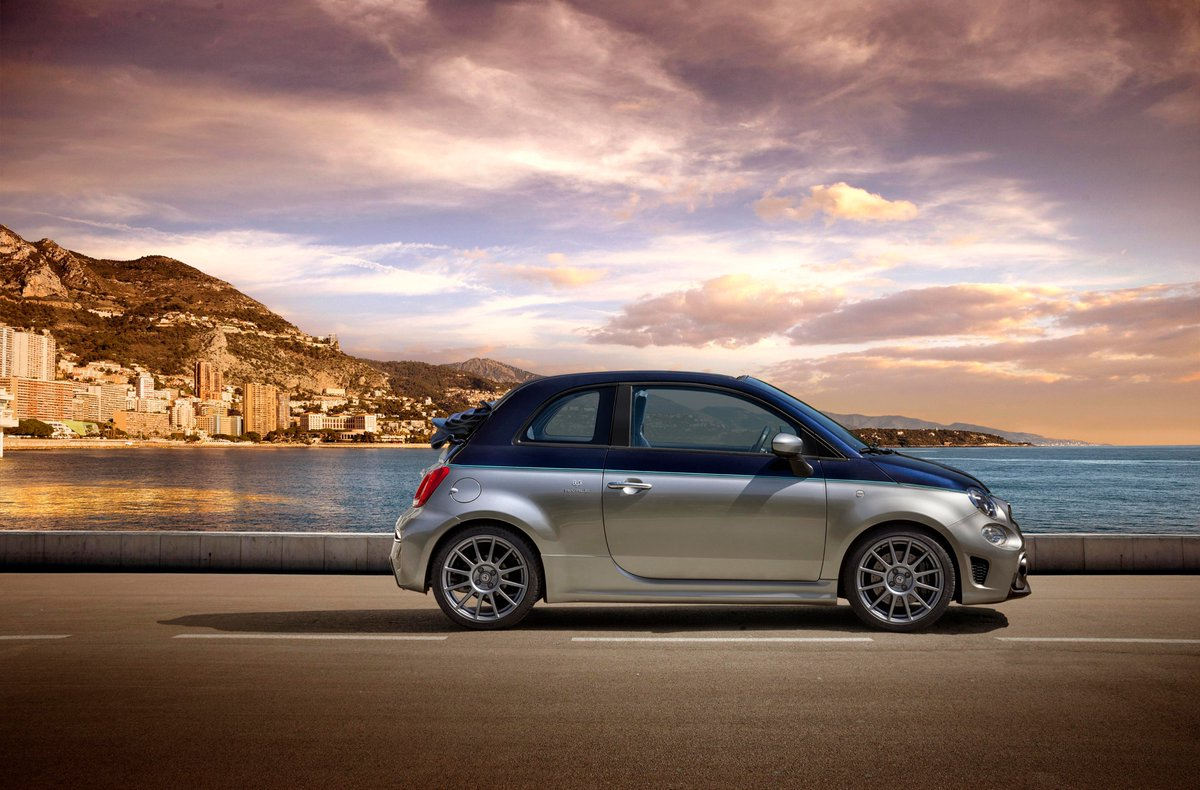 Put the fun back into driving. On water or on the road, whichever route you take will be memorable. #Abarth #Rivale #performance #beastmode https://t.co/Ru5caxKYg4