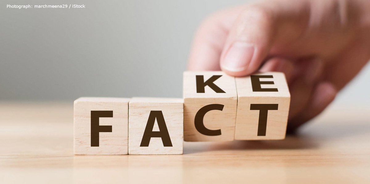 Fake news affects us all, but it's a particular problem for climate researchers. @usys_ethzhprofessor Reto Knutti @Knutti_ETH reflects on his experiences with fake news and defamation. #Zukunftsblog #Sustainability  https://www. ethz.ch/en/news-and-ev ents/eth-news/news/2018/08/blog-knutti-fake-news.html &nbsp; … <br>http://pic.twitter.com/FWB6NLOoxZ