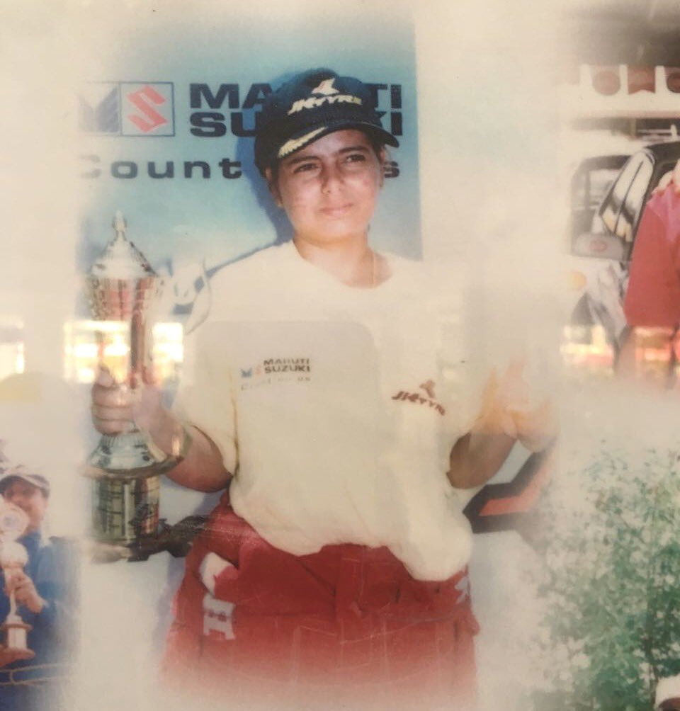 Look at me.. with my short haircut.. all in my mind was to win the boys in the Formula Fissme class back when I was 16 yrs.. again who cares how u look as long as u hold the trophy and standing on the podium :)  #alishaabdullah #loveyourself #lifeofaracer #believeinyourself <br>http://pic.twitter.com/DO3AQNufUT