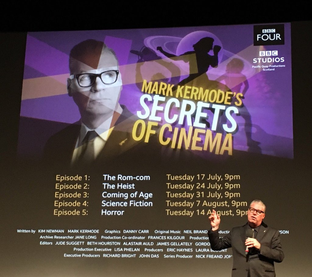 In a remarkable vote of confidence, the BBC have decided that 'the impact of SECRETS OF CINEMA means audiences should have the chance to discover or rewatch it for a much longer period'. So ... it'll be held on @BBCiPlayer for a year! Watch it here: https://t.co/lLUdnLNihI