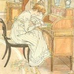 Image for the Tweet beginning: #OTD 1814 #JaneAusten's niece Anna
