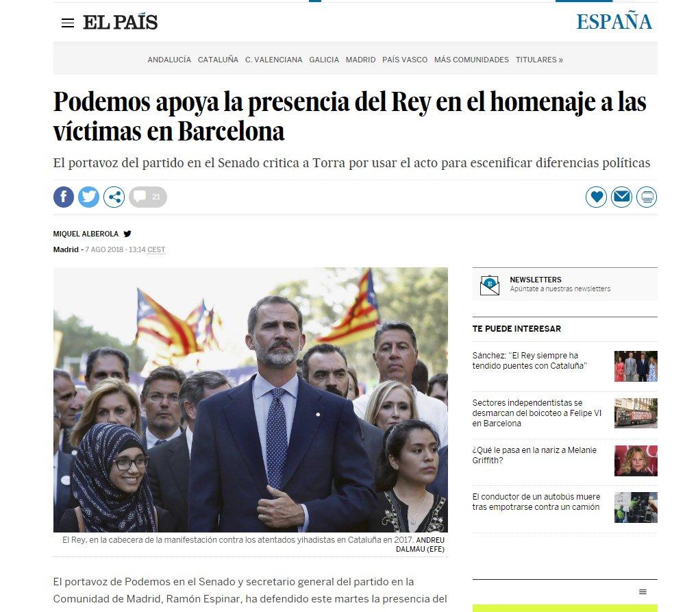 @MMunera @axebra EFE. Andreu Dalmau. 2017