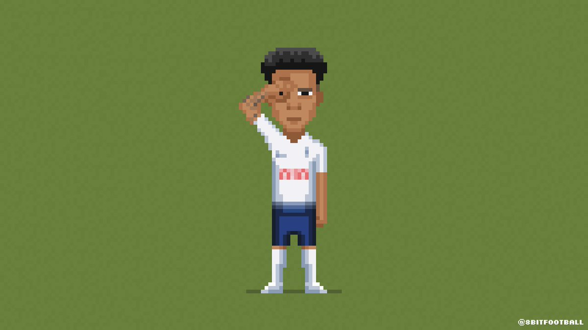 8bit-Football.com's photo on #DeleAlliChallenge