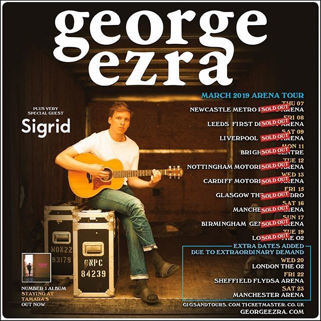 george E Z R A's photo on ON SALE NOW