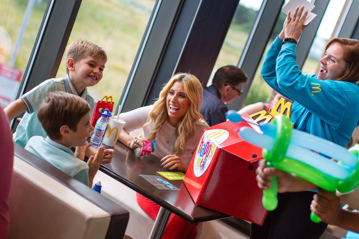 Who else has been to a @McDonaldsUK free Family Fun Day? 💛I went with my boys and we had a great time! It's such an easy way to keep them entertained during the school hols. See when your local restaurant is hosting an event here: https://t.co/pbeOVMgh4M #familygoodtimes #ad