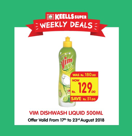 Get unbeatable weekly deals at Keells! Maximum of 5kg/5 items per day.  *Conditions Apply #Keellssuper https://t.co/zoCxYme2Eh