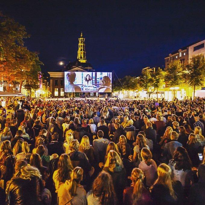University Groningen On Twitter Last Nights Film At The Vismarkt