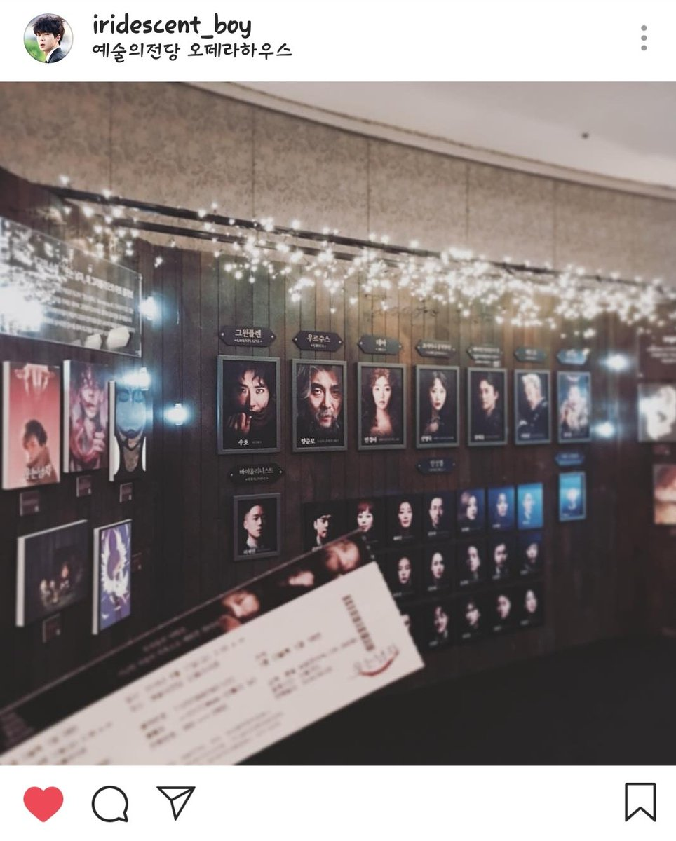 IB went to support Junmyeon&#39;s musical 《The Man Who Laughs》 today! Many EXO fansites of other members have been supporting Junmyeon&#39;s musical activities ever since 《The Last Kiss》  #EXO  #EXO_COMINGSOON  @weareoneEXO <br>http://pic.twitter.com/Ah1epXQI68
