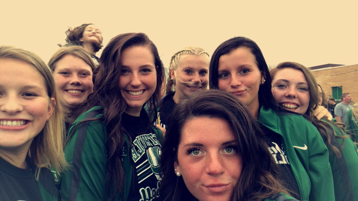 HOME OPENER IS TOMORROW, JV is at 10:00 and Varsity follows!!! Be there to cheer your girls on against Triway  <br>http://pic.twitter.com/HMR9EhjcaW