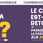 Image for the Tweet beginning: Le CCCI est à la