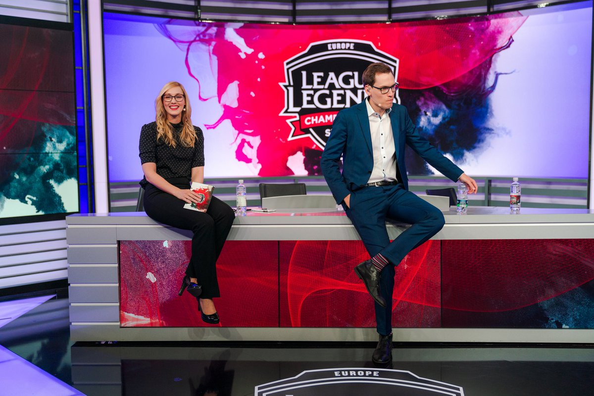 Sjokz Eefje-depoortere  - We're back i twitter @sjokz readycheck,fightforfirst