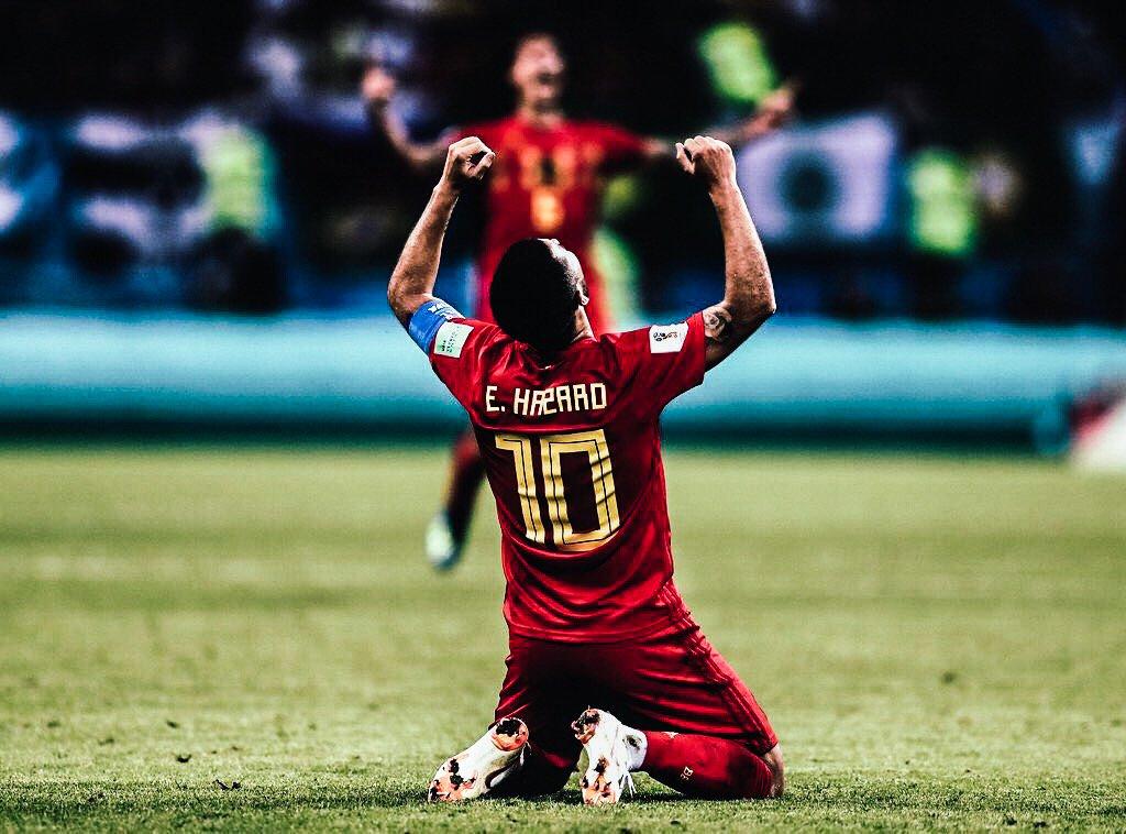 Mon capitaine Ídoloooo🇧🇪💙