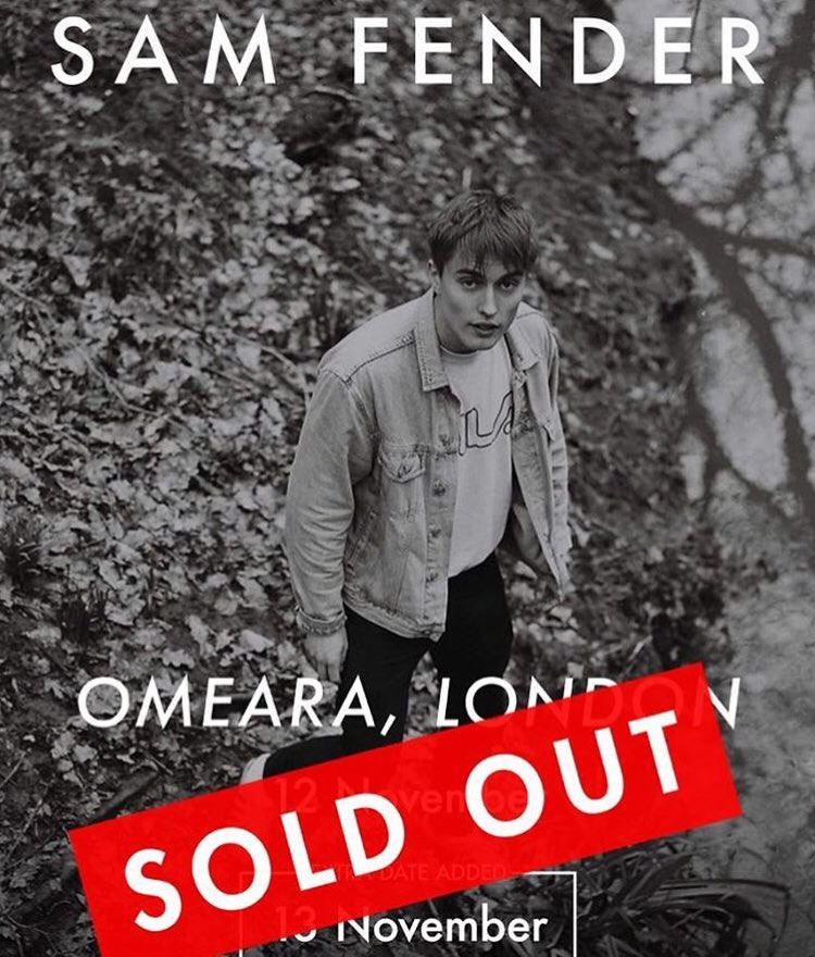 Both nights in London sold out!! <br>http://pic.twitter.com/sLfDZZQVB9
