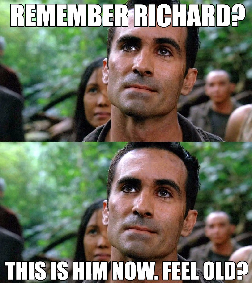 #LOST Where are they now? #RichardAlpert<br>http://pic.twitter.com/amleWzRRLc