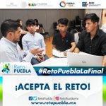 #RetoPueblaLaFinal Twitter Photo