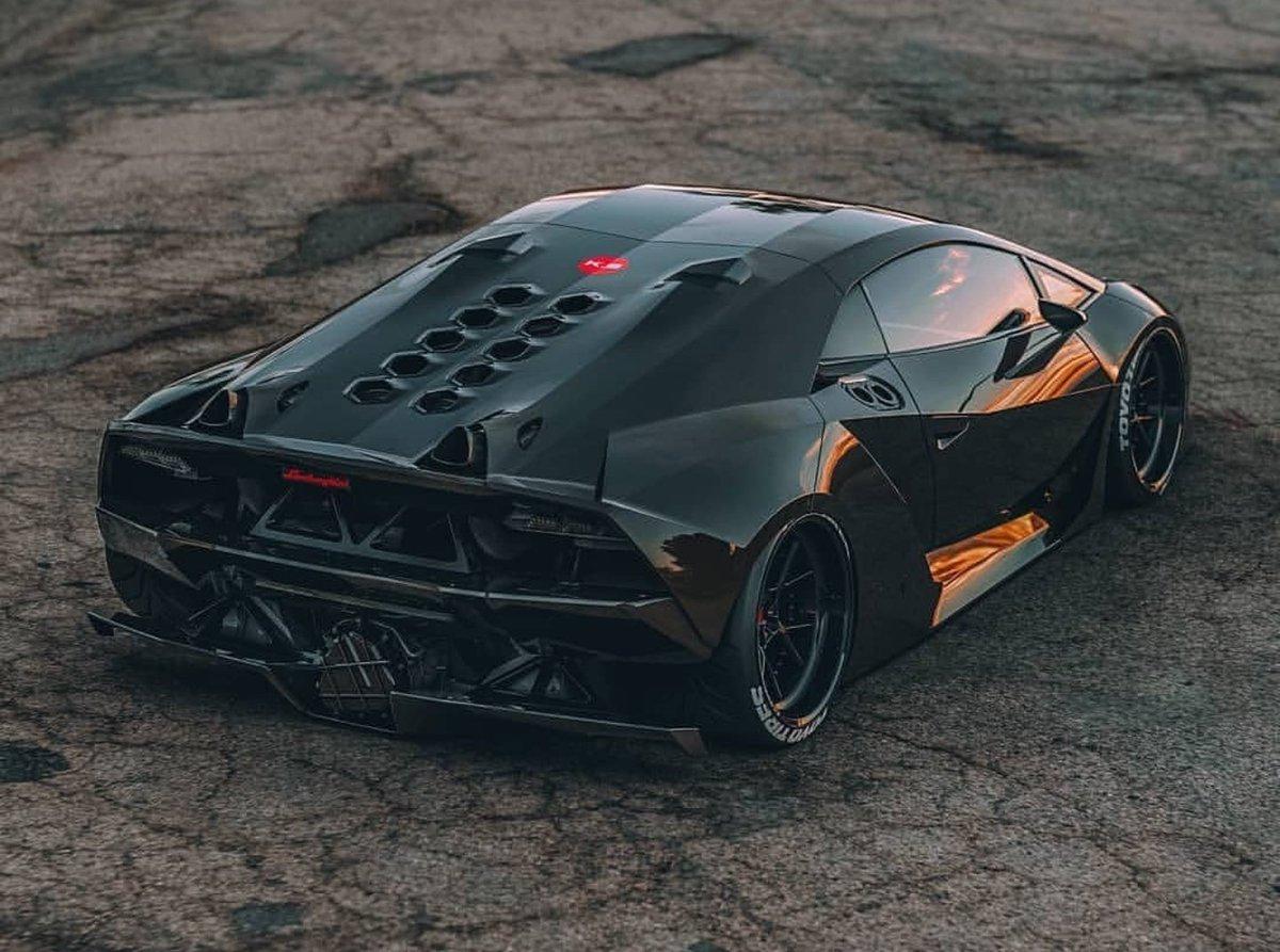 Dailylamborghini On Twitter Slammed Lamborghini Sesto Elemento