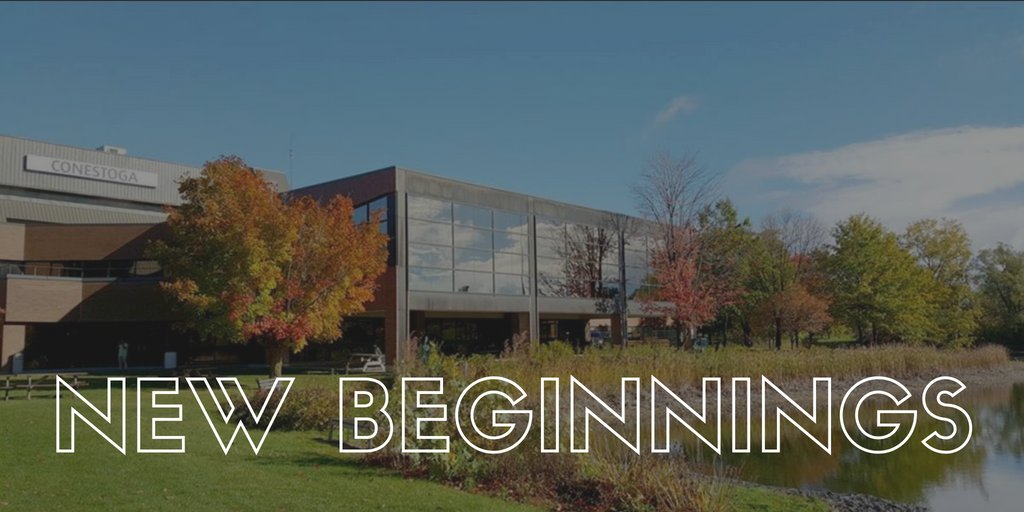 Why should you attend orientation?  - Meet new people - Get to know your program and professors - Tour the school and find your classrooms  #NewBeginnings #ConestogaBiz #kwawesome #thinkconestoga @ThinkConestoga <br>http://pic.twitter.com/Tsh8EhXOdk
