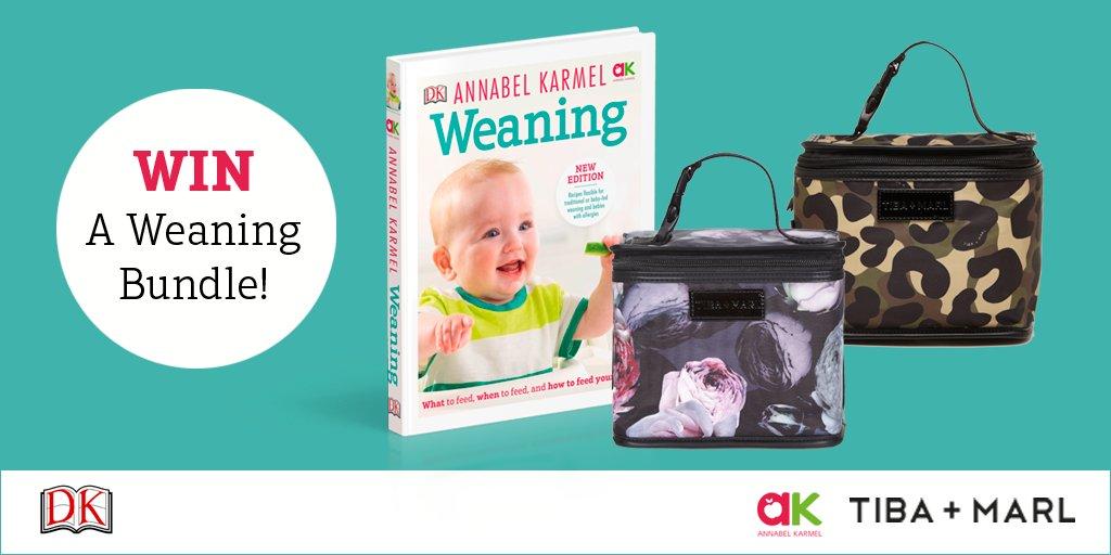 Annabel Karmel Weaning Book