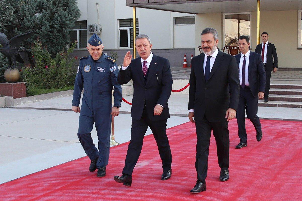 В Москве прошли переговоры военного руководства РФ и Турции