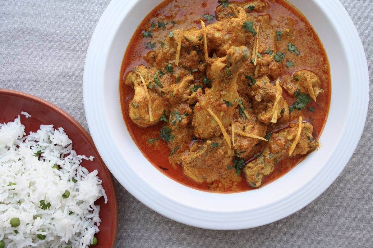 Maunika gowardhan on twitter adraki murgh spicy chicken curry dkzgep4xsae5j9kg forumfinder Images