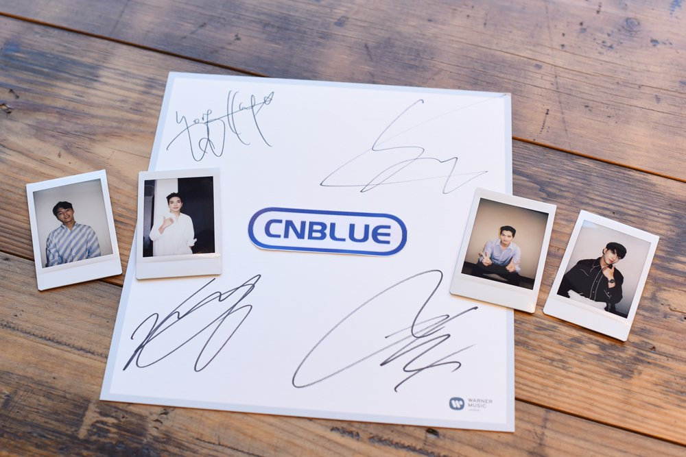 Best of  CNBLUE / OUR BOOKに関する画像1